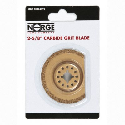 2-5/8&#034; Carbide Grit Blade